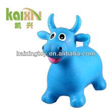 2015 juguete inflable de animal para el paseo de los niños