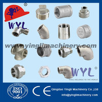 NPT Thread Pipe Fitting