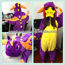 adult onesie dragon spyro the dragon onesie