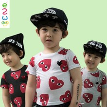 Chinese Wholesale Custom Kids 100 Cotton T Shirt