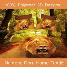 3D printed bed sheet set-Lion King