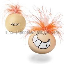 china wholesale interesting personalized fashion stress ball