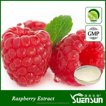 100% natural and organic raspberry extract