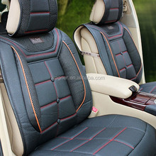 Leather Car Seat Cover for Five Seats