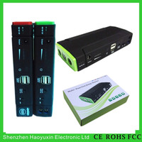 12v 16v 19v Multistarter 18000mAh Dual USB Portable Car Jump Starter 6 in 1 Car Emergency Tool