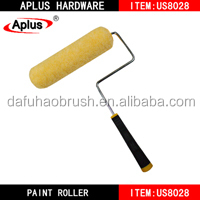 paint roller/curved paint rollers/long nap paint roller