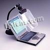 high transparency plastic fresnel lens computer magnifier