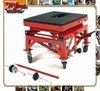 High Performance Scissor Motorcycle Lift Stand Height Adjustable