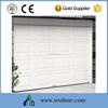 High quality automaitc galvanized steel cheap garage doors