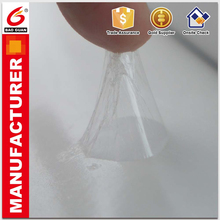 Short temperature 180-205 Prevent fall off Strong adhesive force China alibaba new non substrate double tape jumbo rolls