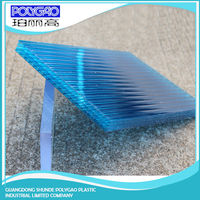 wholesale China roof sheet,pc sheet for greenhouse skylight for motorized skylight blinds