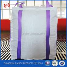 500kg -3000 kg PP woven jumbo bag manufacturer,Fibc bag for industrial material like sand.cement,lime,etc
