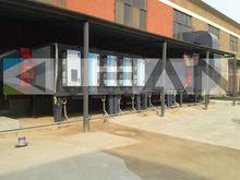 Industrial Electrostatic Oil Filtration Unit for textile steamer