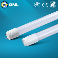 600mm 900mm 1200mm Led glass tube 10W 16W 18-20w t8 led tube lights with the CE and the Rohs certificates