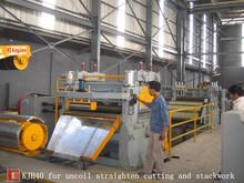 En el extranjero después de - ventas calientes lowestpricebest servies proporcionado bobina de acero de corte de línea