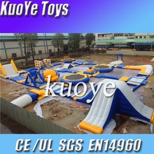 water aqua park, inflatables hot sale water park,large inflatable sport water playground