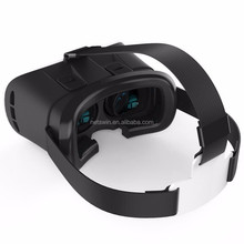 Newest Plastic Virtual Reality 3D Glasses Google Cardboard v version 2