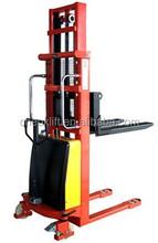 Best-seller Semi Electric Forklift Stacker SPN10 series for warehouse