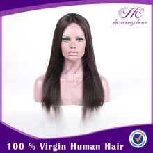 2015 The Best Selling Products Made In China Virgin Human Hair Full Lace Wig