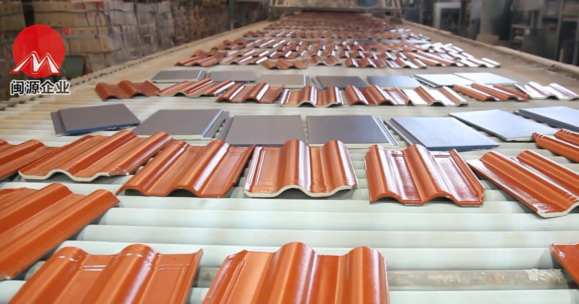 Fujian jinjiang min yuan ceramics co ltd roof tileceramic roof company capability tyukafo