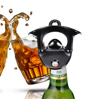 New Hot Sale Conveinent Steel Stainless Wall Mount High Quality Bar Wine Beer Glass Cap Bottle Opener Best Quality