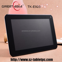 New Products Tablet PC with Android 4.4 super smart tablet pc with input for 2015