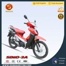 Chinese Supplied Hot Sell Cub Motorcycle with 110cc SD110-3A
