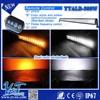 Y&T car led spot light 12v led lighting Wireless remote control flash light bar strobe YTALB300W