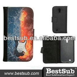 BestSub Personalized PU Wallet Case for Samsung Galaxy S4 i9500