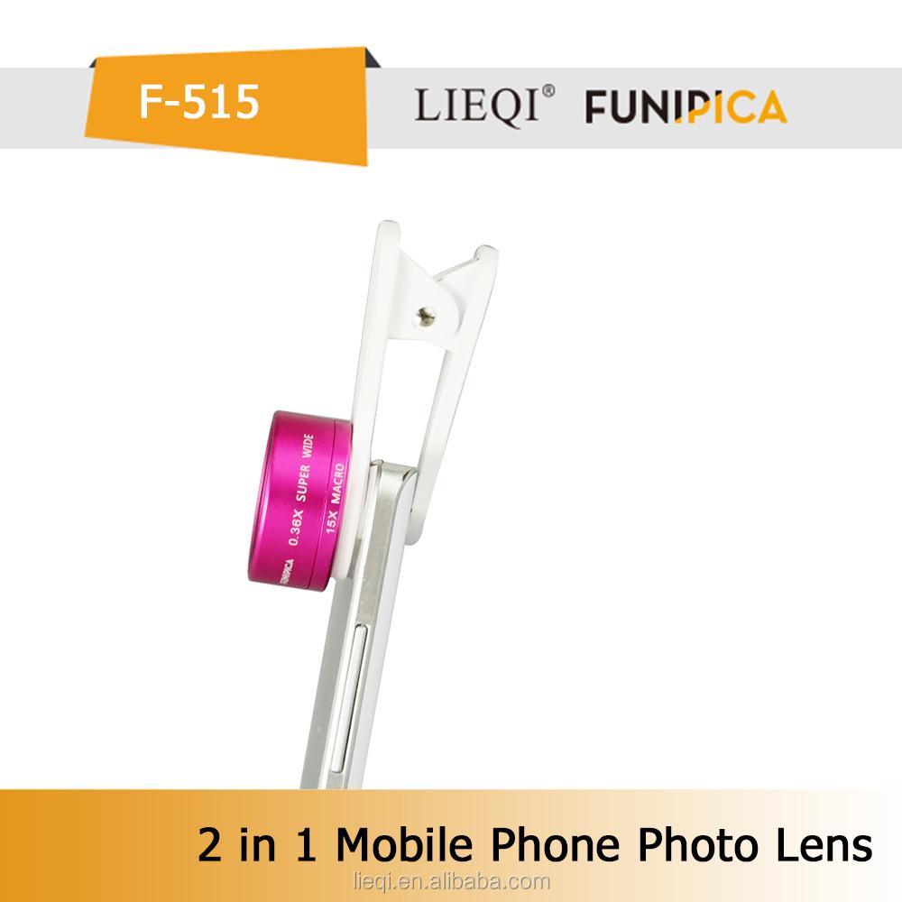 Celular lente da câmera para o <span class=keywords><strong>Iphone</strong></span> 6 6 S Samsung Galaxy S6 Chirstmas F-515