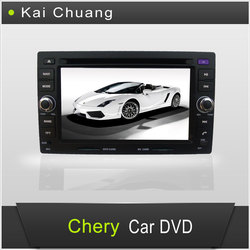 6.2 inch 2 din Car Audio Chery A3 with High Definition Touch Screen