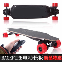 Fashion longboard new design skate board electric skateboard