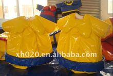 SW114 Hot sale kids and adults padded sumo wrestling suits