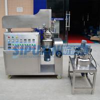 Spx-Latest small cosmetic cream making machinery/vacuum homogenizer/vacuum mixer