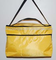 2015 outdoor yellow cooler bag,bag cooler