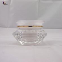 Yucai Cosmetic Packaging diamond face cream jar