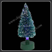 Colorful Green LED Christmas Tree