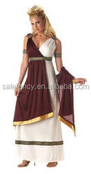 Sexy ladies fancy dress Women's Roman Empress Costume party costume QAWC-2249