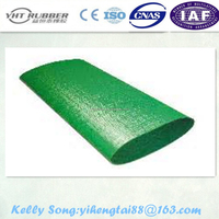 Haute resistance PVC Lay tuyau plat