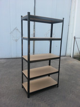"Steel Commercial Shelving Unit, 36"" Width x 72"" Height x 16"" Depth"