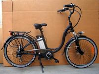26inch full alloy 6 speed electric bike/ e bike with CE