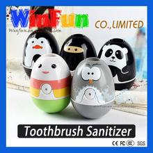 Cute UV Sterilizer Portable Toothbrush Sanitizer