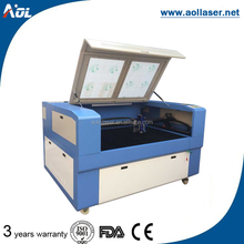 Wood pen/acrylic letter CNC laser engraving cutting machine best price1410