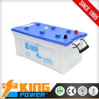 Dry battery for bus N180
