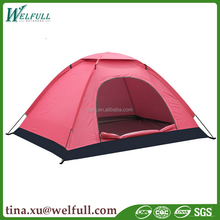 2-3 Persons Outdoor Camping Hiking Automatic Aluminum Frame Tents