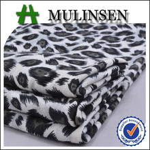 Alibaba China Stock Fabric 100 Polyester Tiger Style Design Fabric/ Stock Lot Fabric Printing Textile Print