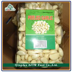 2014 market prices for shandong fresh peeled garlic