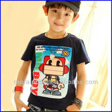 Boy T shirt ;Child Clothes;Chinese Clothing Manufacturers