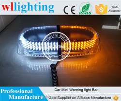 Mini Amber white Light Beacons / Led Emergency Strobe Beacon/ Led Strobe Beacon Light Amber white