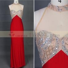 Bq50789 diseñador de una pieza del vestido, vestidos baile 2015